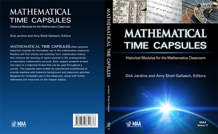 Mathematical Time Capsules