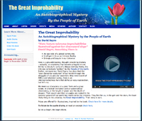 The Great Improbability